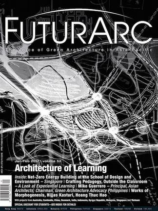 FuturArc Magazine 12 Month Subscription