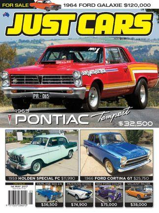 Just Cars Magazine 12 Month Subscription