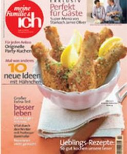 Meine Familie und ich (Germany) Magazine 12 Month Subscription
