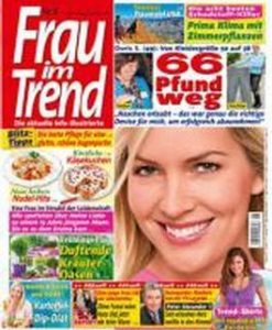 Frau Im Trend (GER) Magazine 12 Month Subscription
