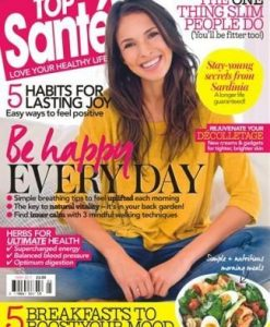 Top Sante (UK) Magazine 12 Month Subscription