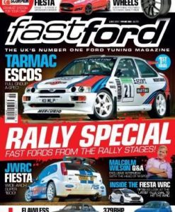 Fast Ford (UK) Magazine 12 Month Subscription