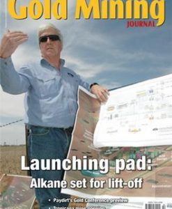 Gold Mining Journal Magazine 12 Month Subscription