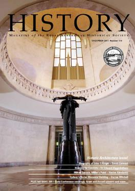 History Magazine 12 Month Subscription