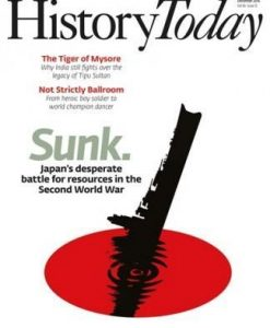 History Today (UK) Magazine 12 Month Subscription