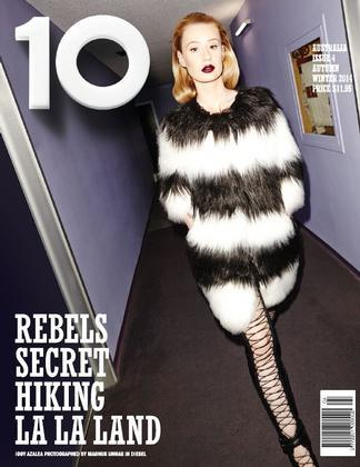 10 Magazine 12 Month Subscription
