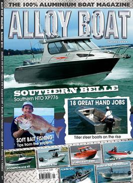 Alloy Boat Magazine 12 Month Subscription