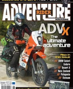 Adventure Rider Magazine 12 Month Subscription