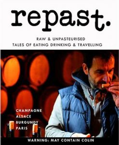 repast. Magazine 12 Month Subscription