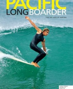 Pacific Longboarder Magazine 12 Month Subscription