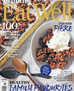 EatWell Magazine 12 Month Subscription