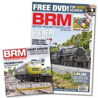 British Railway Modelling (UK) Magazine 12 Month Subscription