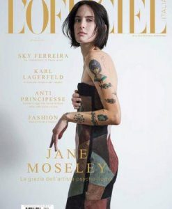 L'Officiel Italia Magazine 12 Month Subscription