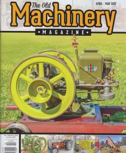 The Old Machinery Magazine 12 Month Subscription