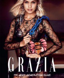 GRAZIA Magazine 12 Month Subscription