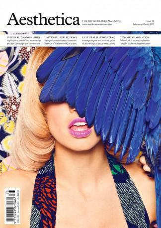 Aesthetica (UK) Magazine 12 Month Subscription