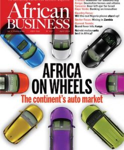 African Business (UK) Magazine 12 Month Subscription