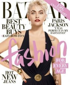 Harpers Bazaar USA Magazine 12 Month Subscription