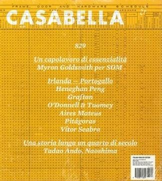 CASABELLA ITA Magazine 12 Month Subscription