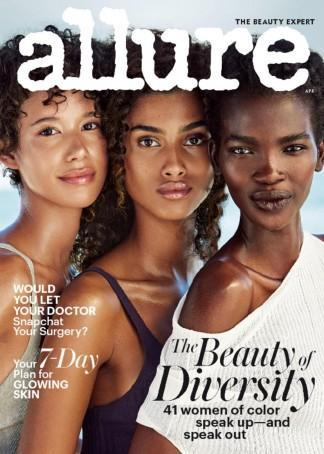 ALLURE (UK) Magazine 12 Month Subscription