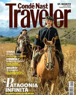 Conde Nast Traveller Espana Magazine 12 Month Subscription