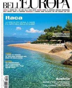 Bell Europa (Italy) Magazine 12 Month Subscription
