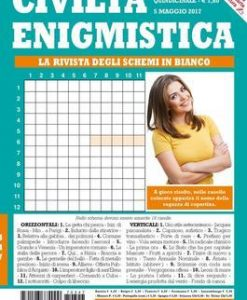 Civilita Enigmistica (Italy) Magazine 12 Month Subscription
