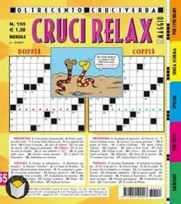 Cruci Relax (Italy) Magazine 12 Month Subscription
