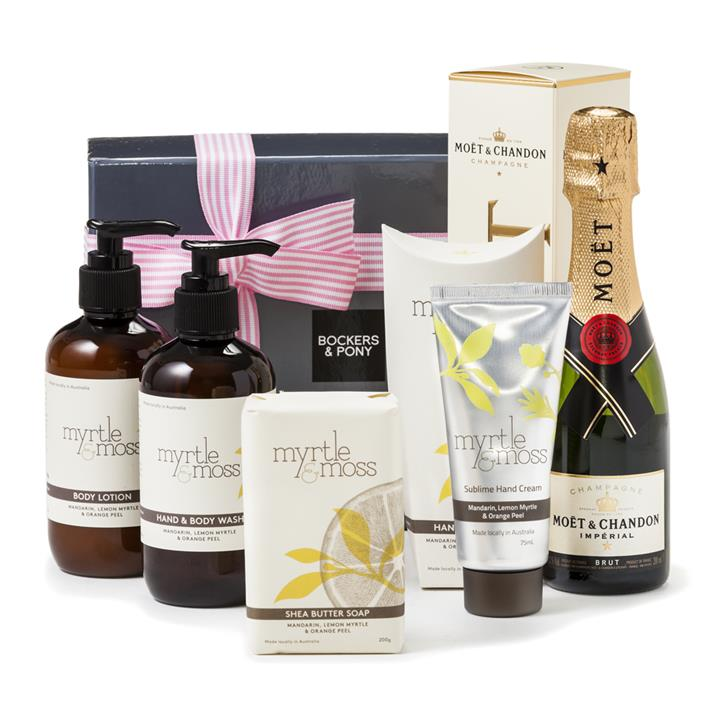 Botanical Skincare - Valentine's Day Hampers
