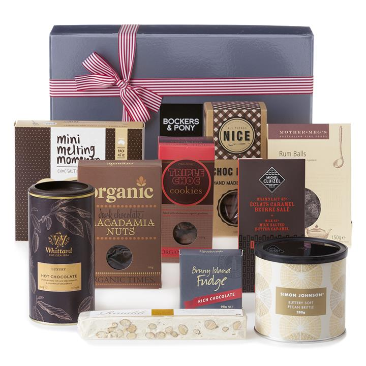 Brownie Hamper - Gourmet Hampers