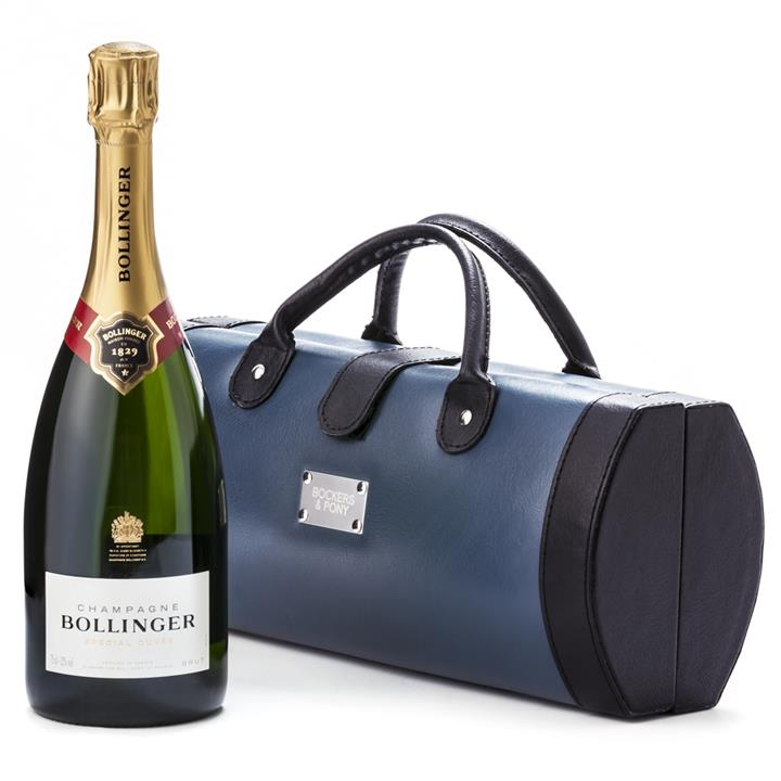 Bollinger Traveller Case - Champagne And Wine