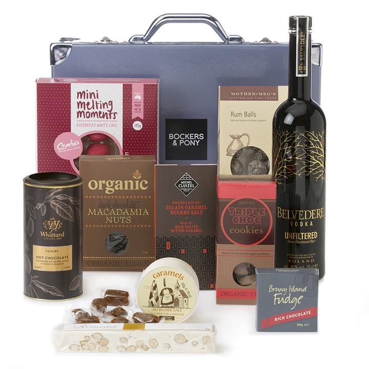 Belvedere Vodka + Chocolate - Gourmet Hampers