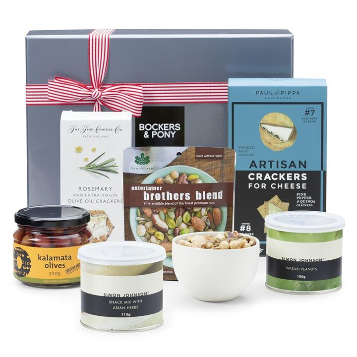 Banter Food Hamper - Gifts For Him