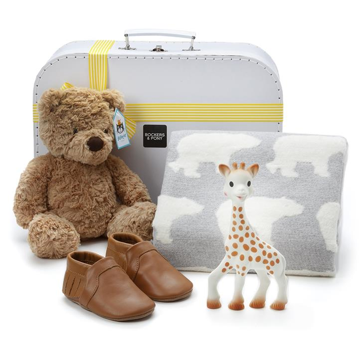 Beary Nice Baby Hamper - Mother & Baby Hampers