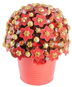 Mega Christmas Chocolate Bouquet
