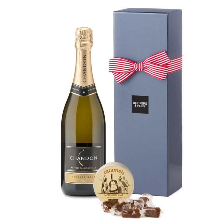 Chandon Vintage + Caramels - Housewarming Hampers