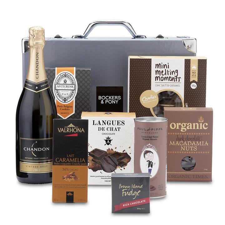 Chandon Vintage + Chocolate - Chocolate Hampers