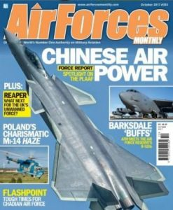 AirForces Monthly (UK) Magazine 12 Month Subscription