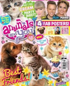 Animals and You (UK) Magazine 12 Month Subscription