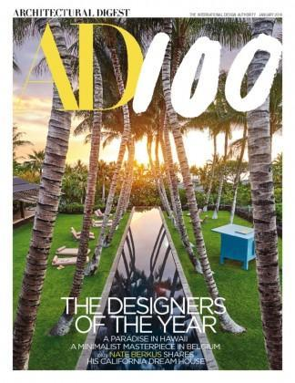 ARCHITECTURAL DIGEST (USA) Magazine 12 Month Subscription