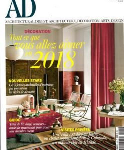 AD France Magazine 12 Month Subscription