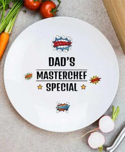 Masterchef Special Personalised Plate