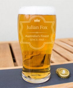 Australia's Finest Pint Glass