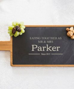 Eating Together Personalised Serving Board