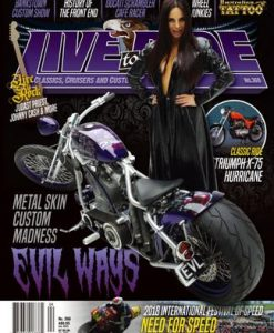 Live To Ride Magazine 12 Month Subscription