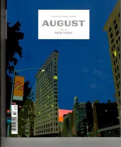 August Magazine 12 Month Subscription