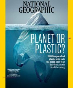 National Geographic Magazine 12 Month Subscription