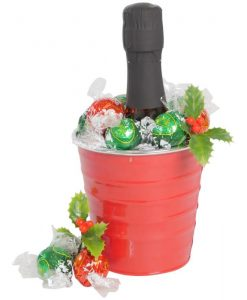 Sparkling and Chocolate Bucket