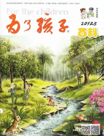 For Childs (Chinese) Magazine 12 Month Subscription