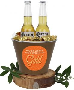 Mega Corona Worth Your Weight in Gold
